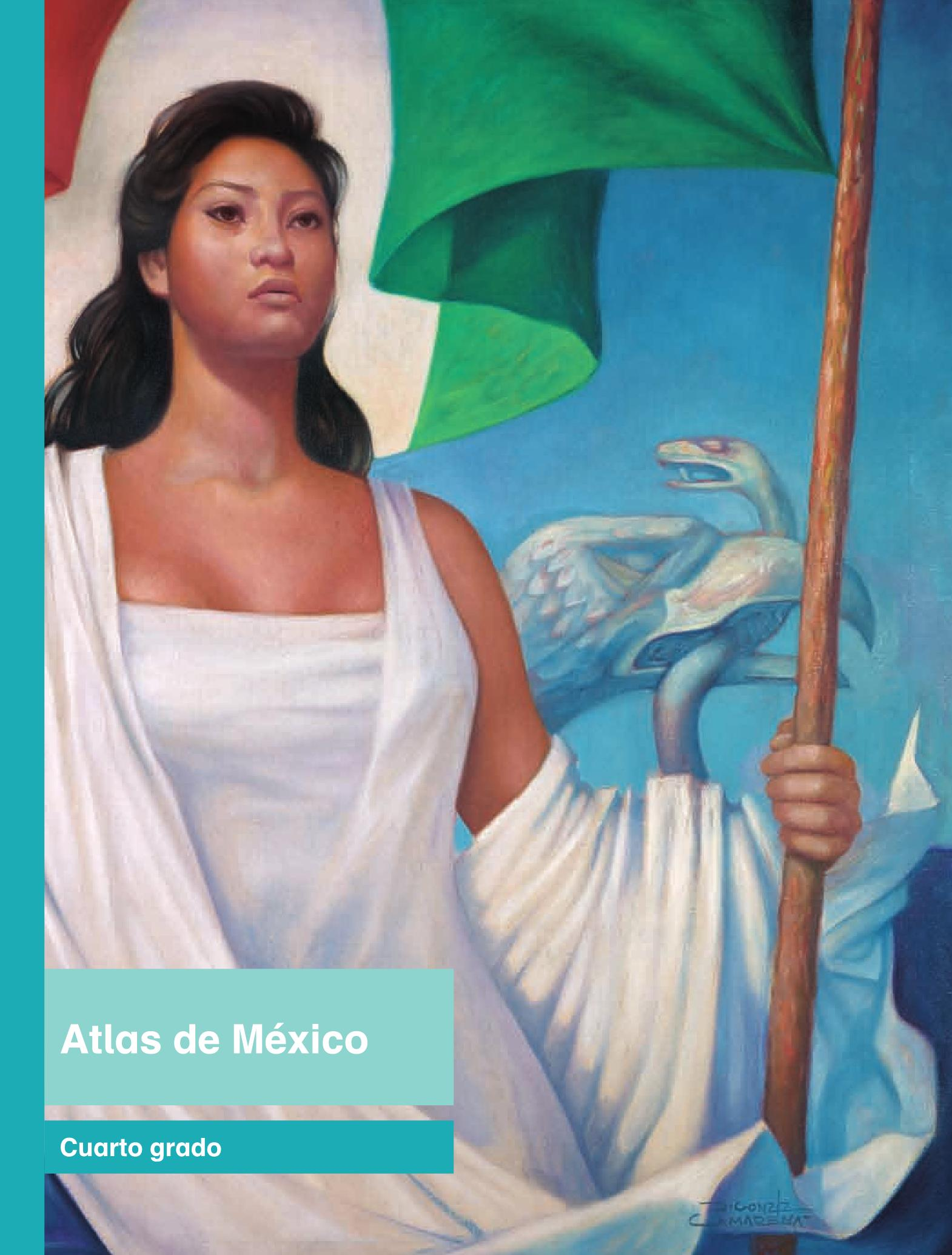 Atlas de MéxicocuartoPagina 1