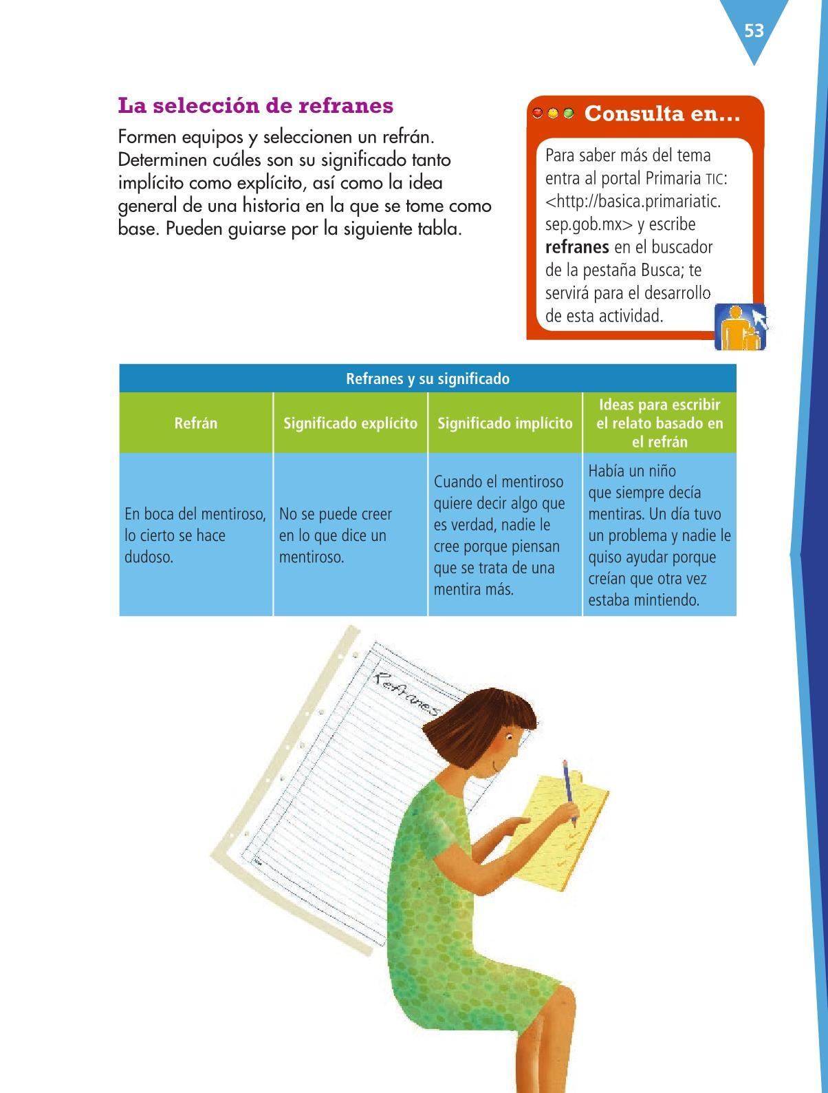 libros de cuarto de primaria - 28 images - historia cuarto grado ...