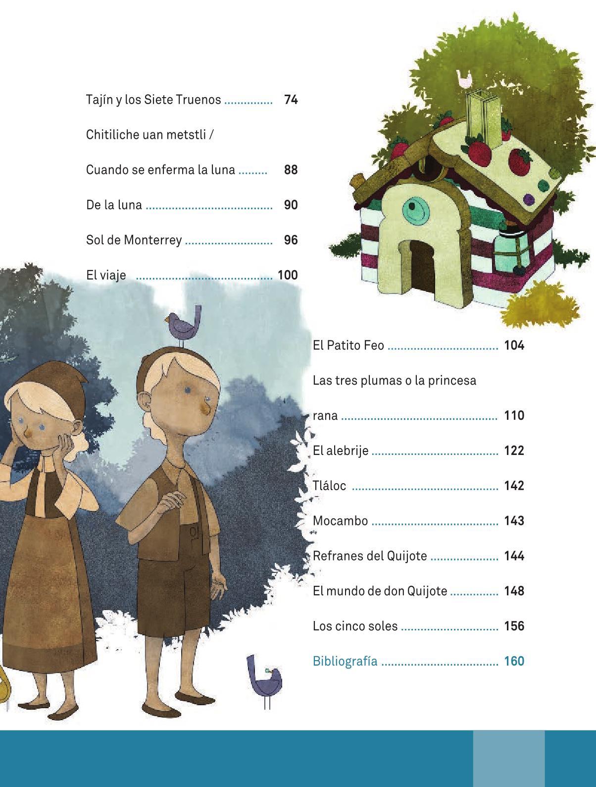 Libro de espaol 4 grado 2015 2016 libro de espaol 5 for Espanol lecturas cuarto grado 1993