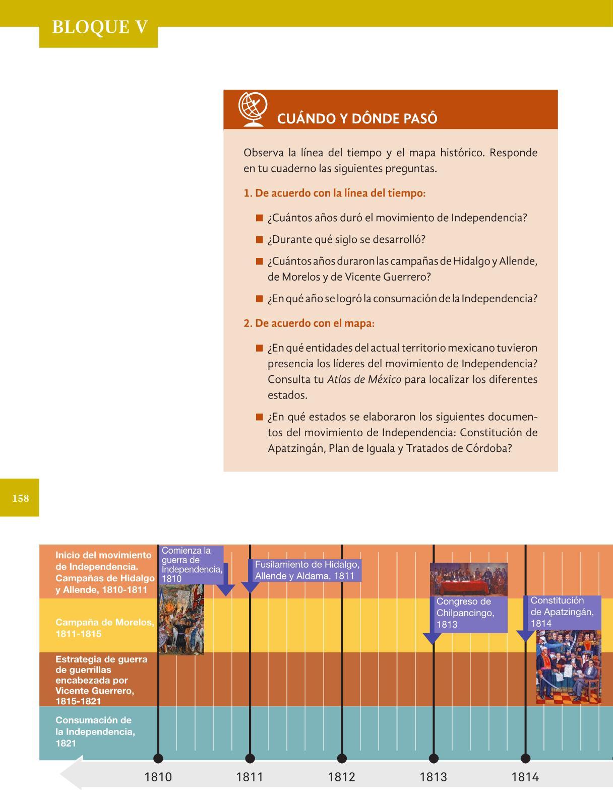 Libro Historia 6 Grado Pagina 108