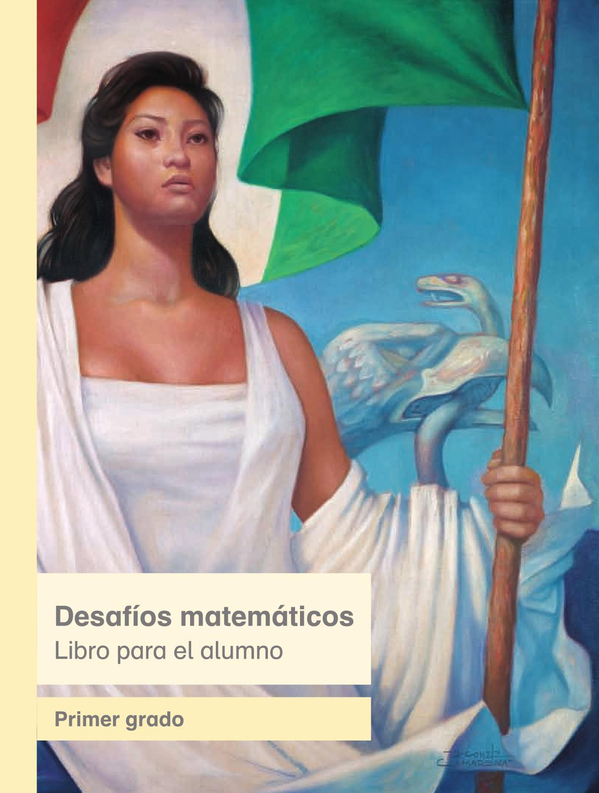 Desafíos Matemáticos Libro para el alumnoprimeroPagina 1
