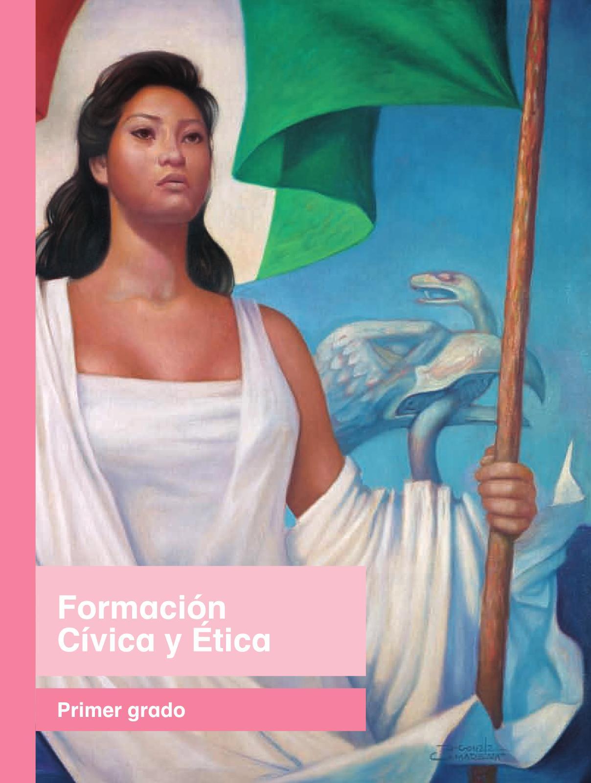 Formación Cívica y ÉticaprimeroPagina 1