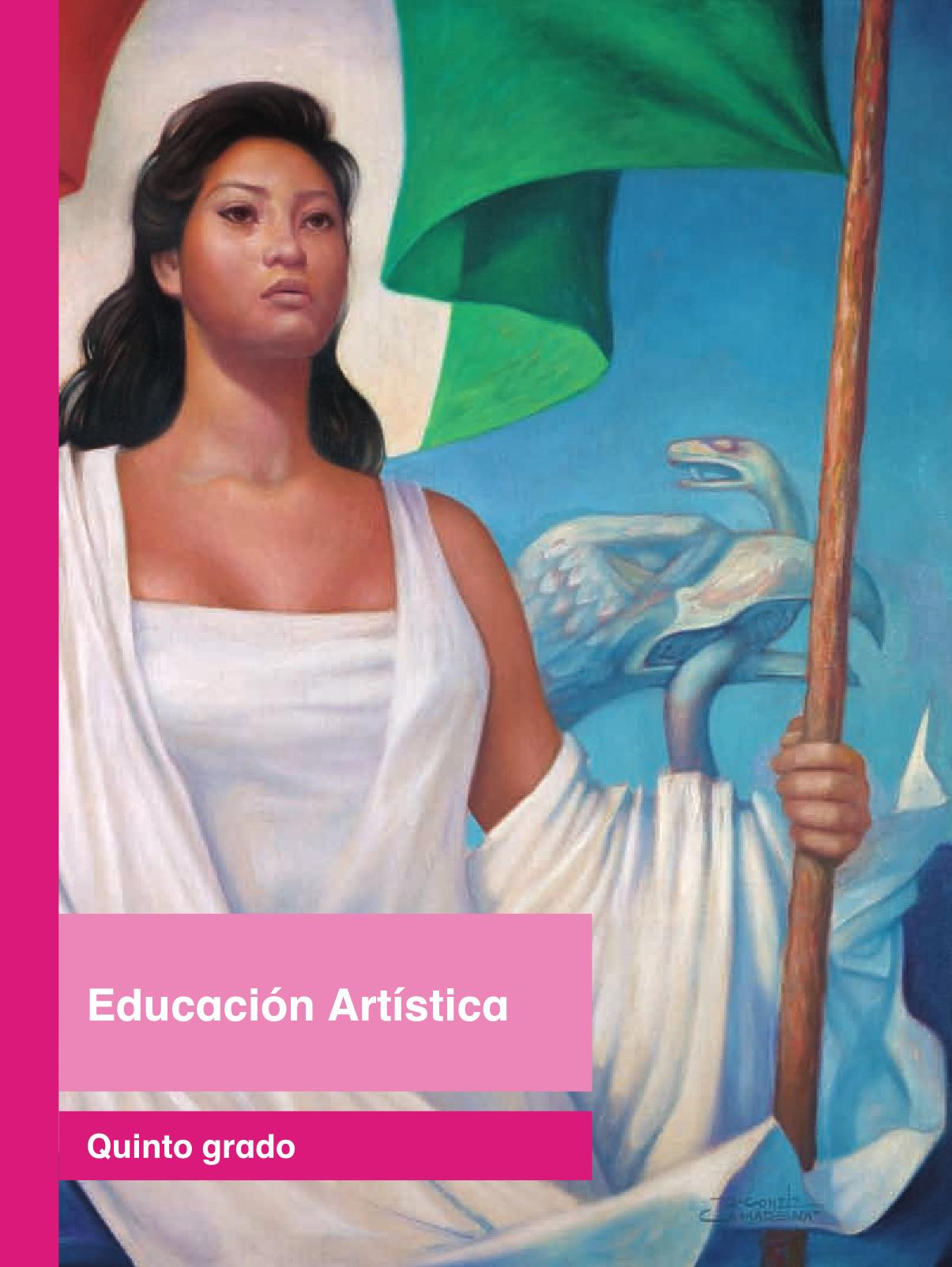Educación ArtísticaquintoPagina 1
