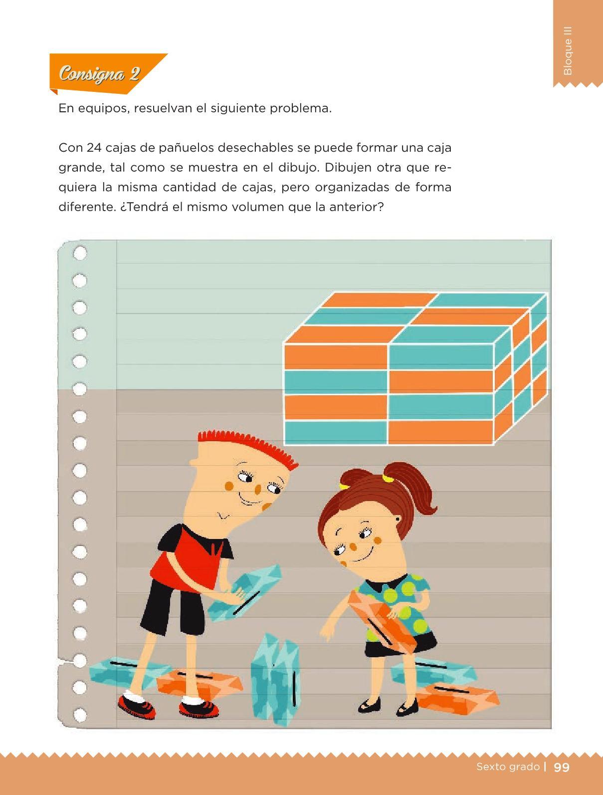 Desafíos Matemáticos libro para el alumno Sexto grado 2016