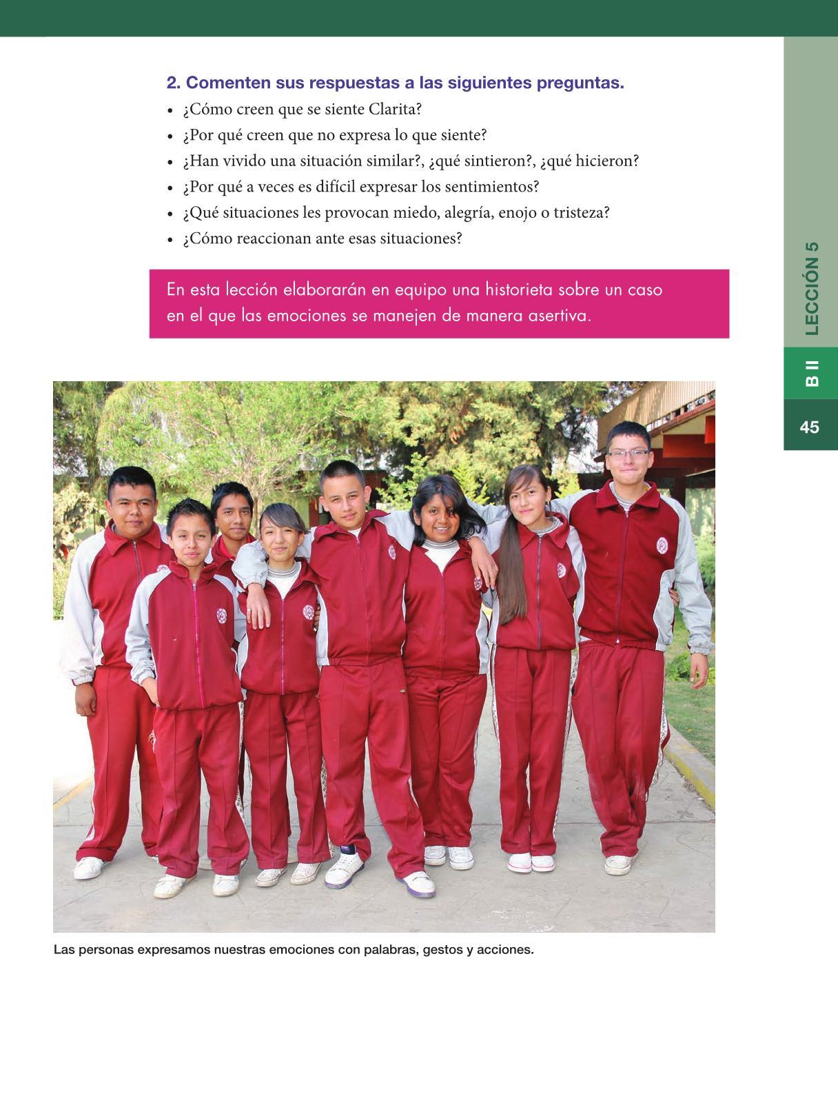 Respuestas Libro De Formacion 5 Grado Pag 136 Respuestas