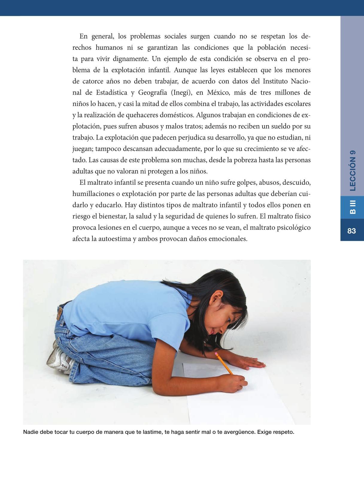 Sep Libros De Formacion Civica 5 Grado 2016 Libro De Texto