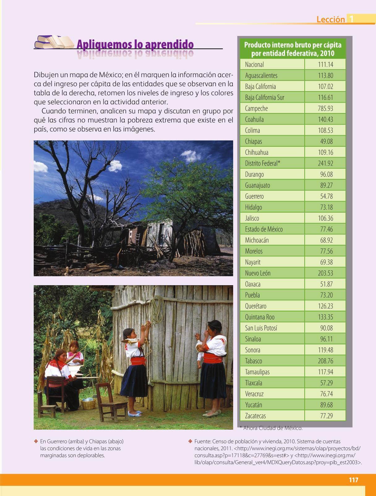 Geografía Sexto grado 2016-2017 – Online   Libros de Texto