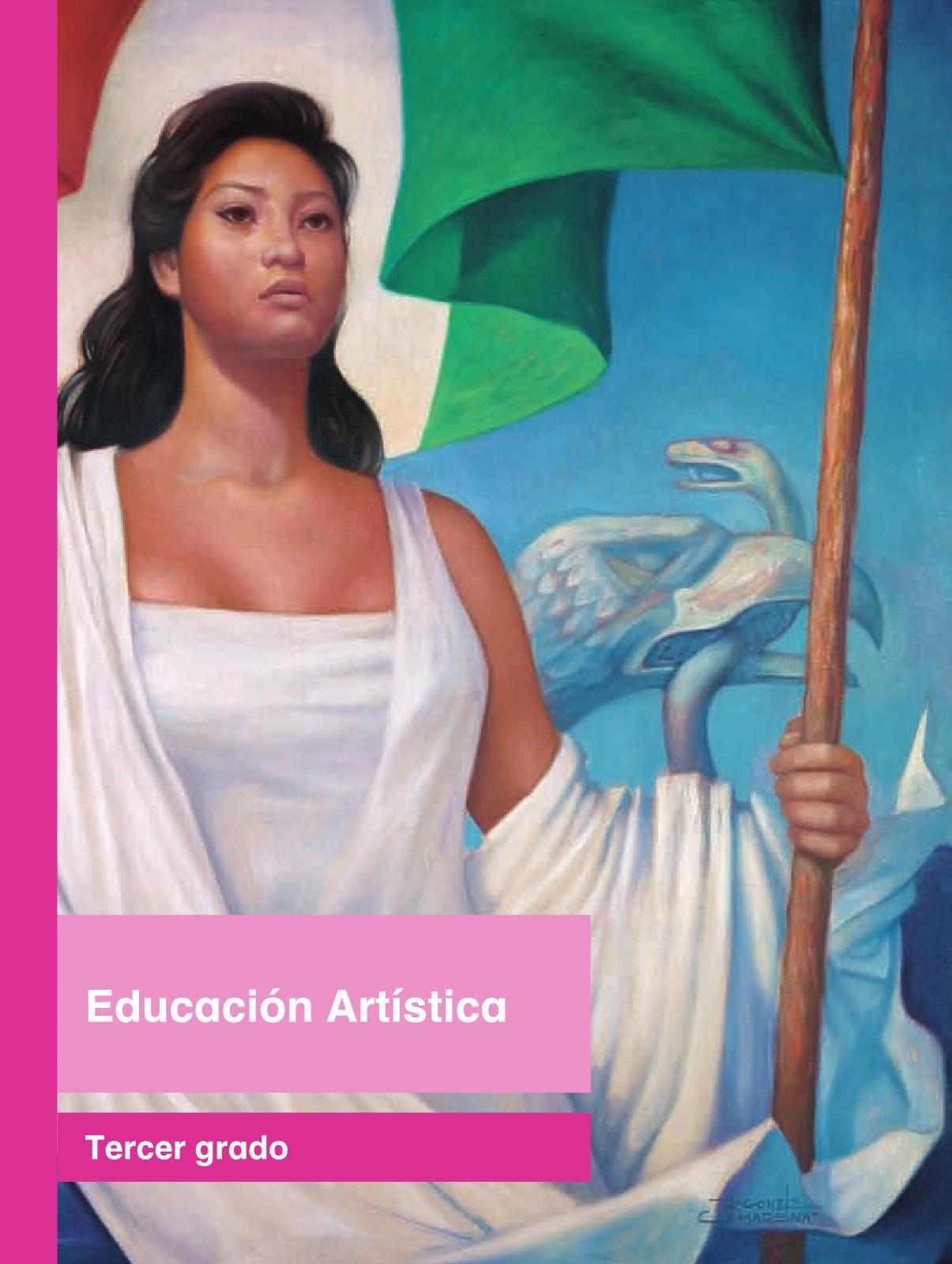 Educación ArtísticaterceroPagina 1